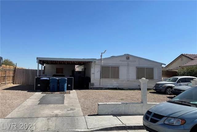 3458 Bassler Street, North Las Vegas, NV 89030 (MLS #2276820) :: Hebert Group   Realty One Group