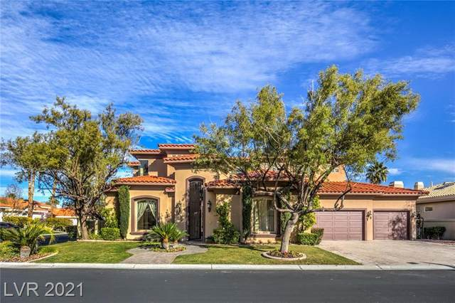 4980 Mountain Creek Drive, Las Vegas, NV 89148 (MLS #2276826) :: Jeffrey Sabel