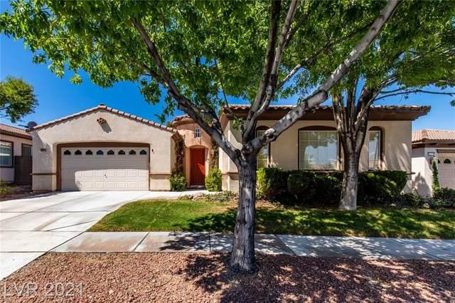 10390 Stanberry Avenue, Las Vegas, NV 89135 (MLS #2276830) :: Hebert Group | Realty One Group