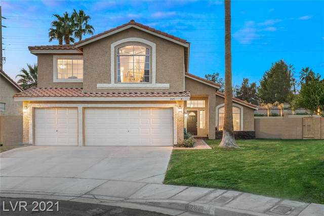 2071 Pinion Springs Drive, Henderson, NV 89074 (MLS #2276831) :: Hebert Group | Realty One Group