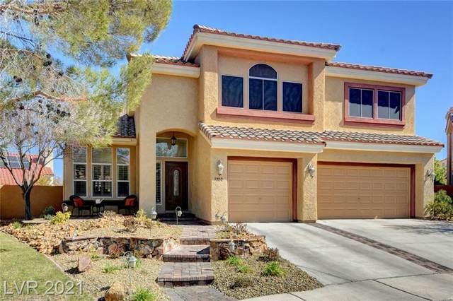 8800 Stafford Springs Drive, Las Vegas, NV 89134 (MLS #2276840) :: Jeffrey Sabel