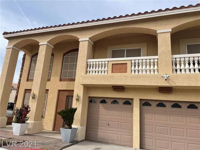 7933 Enchanted Pool Street, Las Vegas, NV 89139 (MLS #2276861) :: Signature Real Estate Group