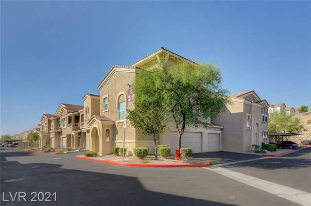 10550 Alexander Road #2108, Las Vegas, NV 89129 (MLS #2276869) :: Hebert Group | Realty One Group