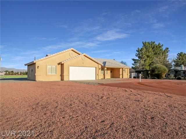 2941 Viva Place, Pahrump, NV 89048 (MLS #2276877) :: Signature Real Estate Group