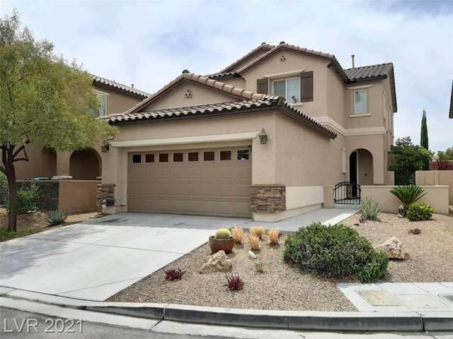 911 Baronet Drive, Las Vegas, NV 89138 (MLS #2276915) :: Hebert Group | Realty One Group