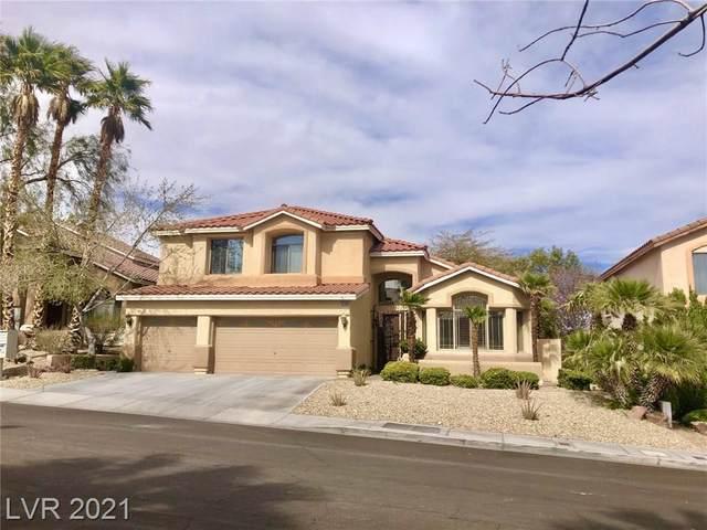 10340 Falls Church Avenue, Las Vegas, NV 89144 (MLS #2276925) :: Signature Real Estate Group