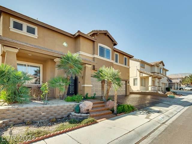 9609 Windom Point Avenue, Las Vegas, NV 89129 (MLS #2276932) :: Hebert Group | Realty One Group