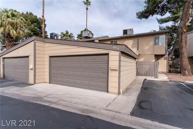 4058 Village Square, Las Vegas, NV 89121 (MLS #2276940) :: Hebert Group | Realty One Group