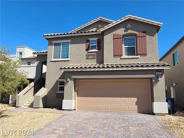 6442 Holland Hills Street, Las Vegas, NV 89113 (MLS #2276954) :: Hebert Group | Realty One Group
