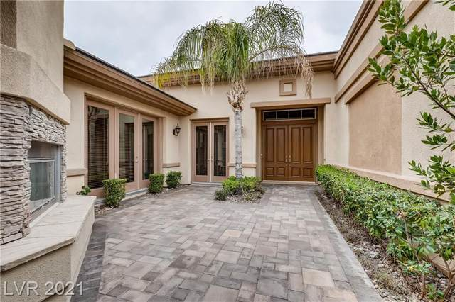 11600 Evergreen Creek Lane, Las Vegas, NV 89135 (MLS #2276969) :: Hebert Group | Realty One Group