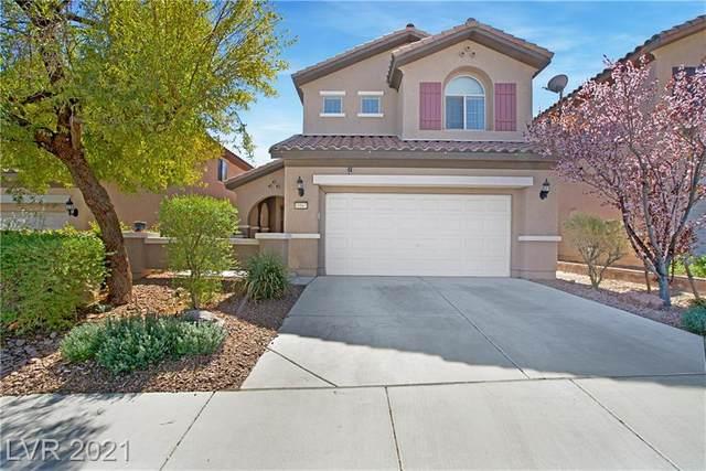 10865 Arusha Avenue, Las Vegas, NV 89166 (MLS #2276976) :: Signature Real Estate Group