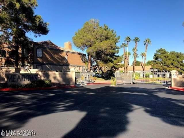 240 Mission Catalina Lane #107, Las Vegas, NV 89107 (MLS #2276980) :: Hebert Group | Realty One Group