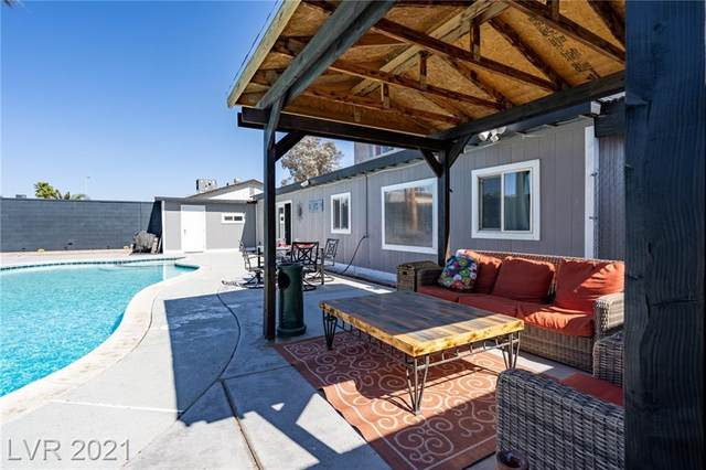 801 Torrey Pines Drive, Las Vegas, NV 89107 (MLS #2277029) :: Hebert Group | Realty One Group