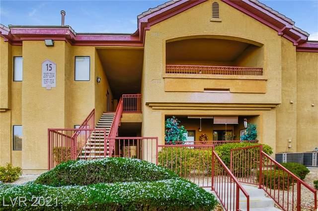 8250 Grand Canyon Drive #2098, Las Vegas, NV 89166 (MLS #2277033) :: Signature Real Estate Group