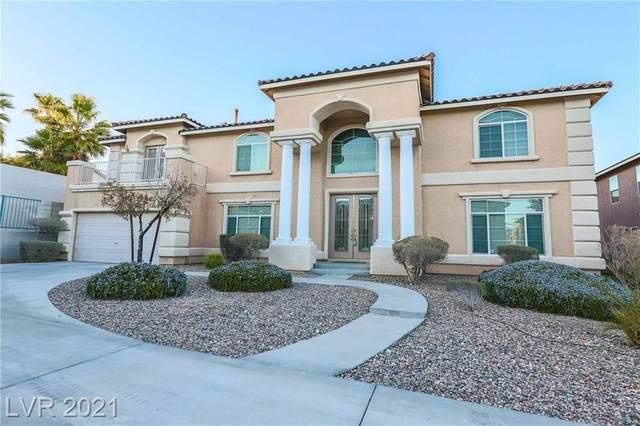 9024 Rockville Avenue, Las Vegas, NV 89143 (MLS #2277054) :: Signature Real Estate Group