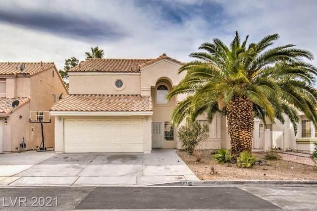 2745 Rungsted Street, Las Vegas, NV 89142 (MLS #2277085) :: Team Michele Dugan