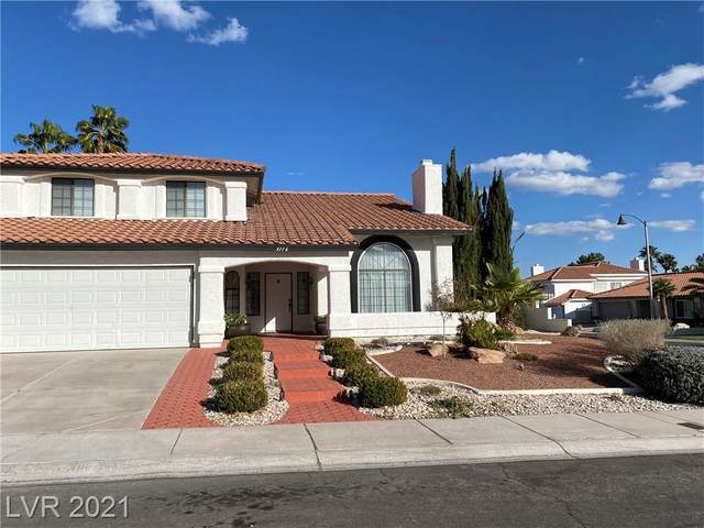 3116 Sea View Court, Las Vegas, NV 89117 (MLS #2277109) :: Vestuto Realty Group
