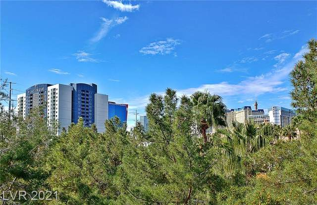 260 Flamingo #413, Las Vegas, NV 89169 (MLS #2277150) :: Signature Real Estate Group