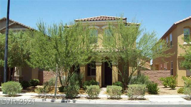 3056 Camino Sereno Avenue, Henderson, NV 89044 (MLS #2277164) :: Signature Real Estate Group