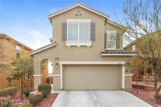 10809 Dobbs Avenue, Las Vegas, NV 89166 (MLS #2277174) :: Jack Greenberg Group