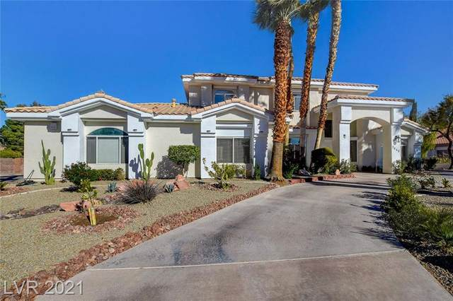 2860 Mountain Mist Court, Las Vegas, NV 89117 (MLS #2277179) :: Signature Real Estate Group