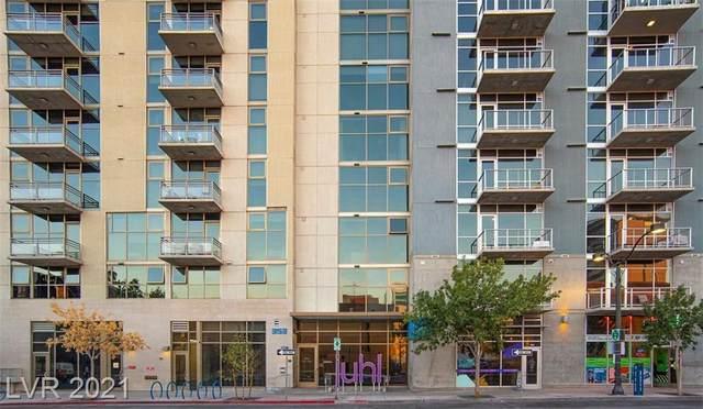 353 Bonneville Avenue #255, Las Vegas, NV 89101 (MLS #2277195) :: Vestuto Realty Group