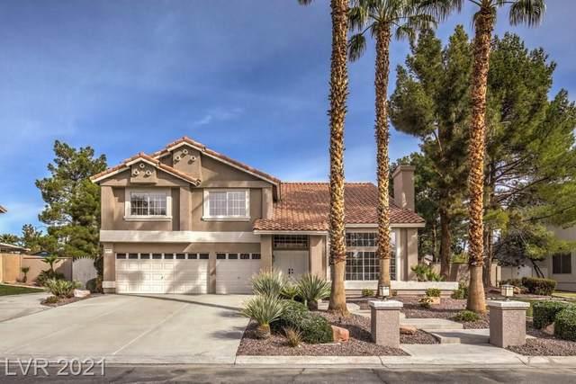 8336 Garnet Canyon Lane, Las Vegas, NV 89129 (MLS #2277201) :: Billy OKeefe   Berkshire Hathaway HomeServices