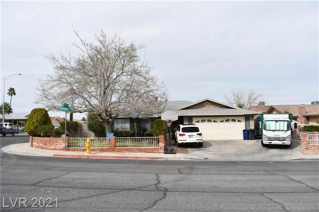 7508 Pinedale Avenue, Las Vegas, NV 89145 (MLS #2277221) :: Signature Real Estate Group