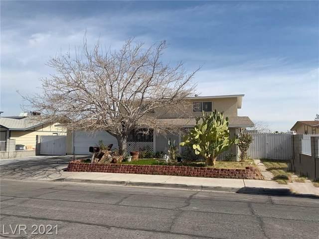 809 Biljac Street, Las Vegas, NV 89145 (MLS #2277233) :: Signature Real Estate Group