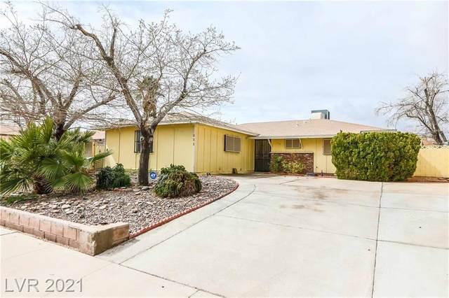 908 Rockaway Street, Las Vegas, NV 89145 (MLS #2277264) :: Signature Real Estate Group