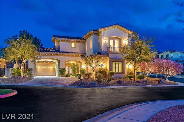 2599 San Giorgio Circle, Henderson, NV 89052 (MLS #2277283) :: ERA Brokers Consolidated / Sherman Group
