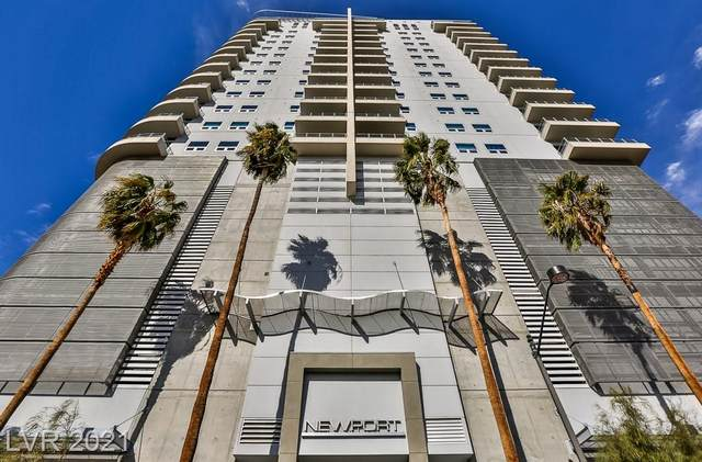 200 Hoover Avenue #1111, Las Vegas, NV 89101 (MLS #2277298) :: Billy OKeefe | Berkshire Hathaway HomeServices
