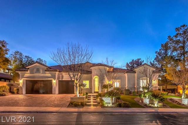 4 Sankaty Circle, Henderson, NV 89052 (MLS #2277381) :: Billy OKeefe | Berkshire Hathaway HomeServices