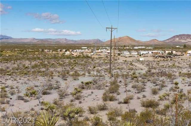 Gas Pipeline Road, Searchlight, NV 89046 (MLS #2277384) :: Signature Real Estate Group