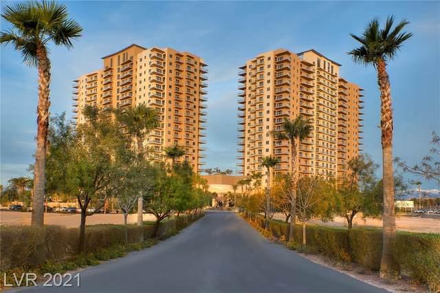 8255 S Las Vegas Boulevard #1707, Las Vegas, NV 89123 (MLS #2277434) :: Signature Real Estate Group