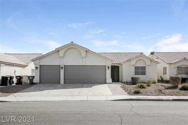 3721 Gramercy Avenue, North Las Vegas, NV 89031 (MLS #2277436) :: Billy OKeefe | Berkshire Hathaway HomeServices