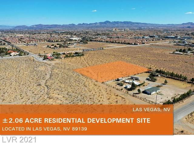 Shelbourne Ave, Las Vegas, NV 89124 (MLS #2277459) :: Signature Real Estate Group