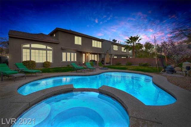 7425 Royal Crystal Street, Las Vegas, NV 89149 (MLS #2277492) :: Signature Real Estate Group