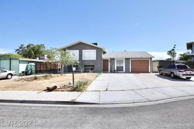 6917 Prairie Way, Las Vegas, NV 89145 (MLS #2277508) :: Signature Real Estate Group
