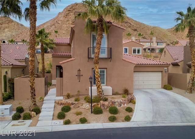 8 Villa Marsala Court, Henderson, NV 89011 (MLS #2277589) :: Signature Real Estate Group