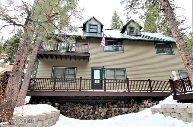4561 Aspen Avenue, Mount Charleston, NV 89124 (MLS #2277629) :: Signature Real Estate Group