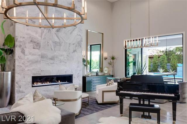 5086 Rustic Ridge Drive, Las Vegas, NV 89148 (MLS #2277671) :: Billy OKeefe | Berkshire Hathaway HomeServices