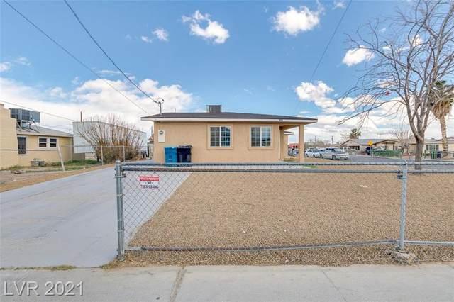 2060 La Salle Street, Las Vegas, NV 89106 (MLS #2277745) :: Signature Real Estate Group