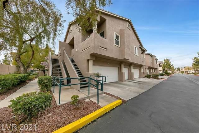 2153 Jade Creek Street #207, Las Vegas, NV 89117 (MLS #2277806) :: ERA Brokers Consolidated / Sherman Group