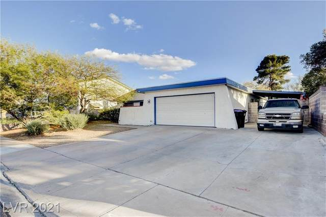 410 Horizon Drive, Henderson, NV 89015 (MLS #2277826) :: Signature Real Estate Group