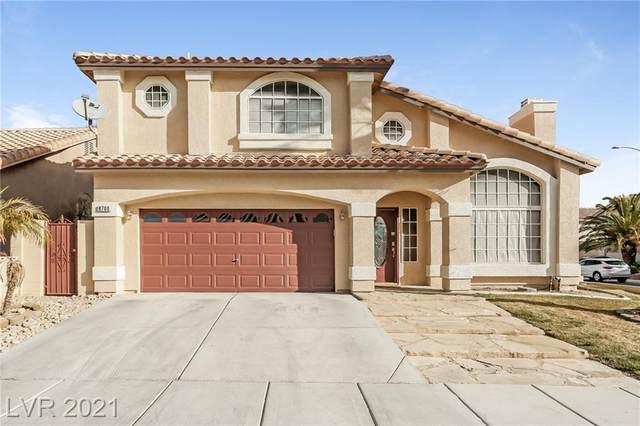 8700 Texas Bronco Avenue, Las Vegas, NV 89129 (MLS #2277834) :: Billy OKeefe | Berkshire Hathaway HomeServices