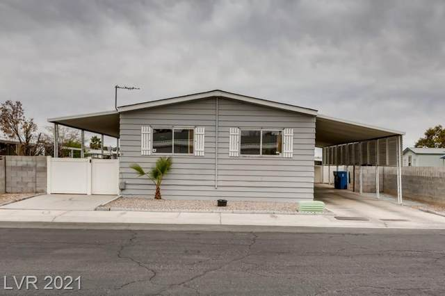 3426 Ewa Beach Drive, Las Vegas, NV 89122 (MLS #2277837) :: DT Real Estate
