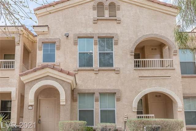 10550 Alexander Road #2129, Las Vegas, NV 89129 (MLS #2277848) :: Signature Real Estate Group
