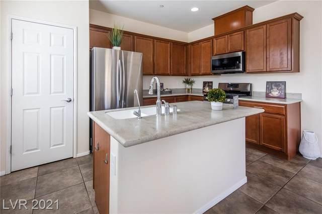 3664 Via Cellina, Henderson, NV 89052 (MLS #2277863) :: Signature Real Estate Group