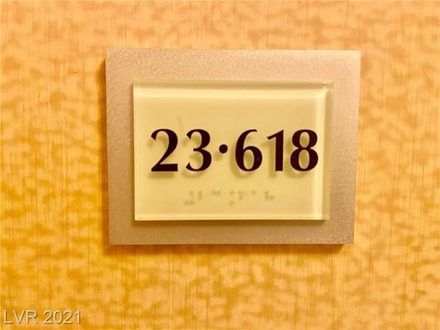 145 Harmon Avenue #2318, Las Vegas, NV 89109 (MLS #2277911) :: Signature Real Estate Group